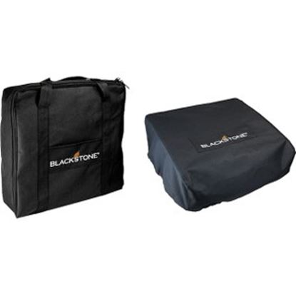 "Picture of Blackstone 17"" Tabletop Griddle Cover & Carry Bag Set"