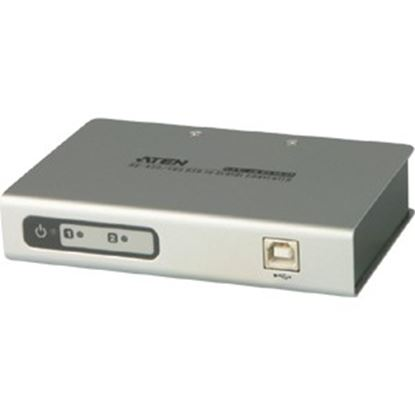 Picture of ATEN UC4852 2-port USB-to-Serial RS-422/485 Hub