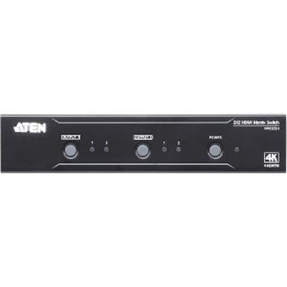 Picture of Aten 2x2 4K HDMI Matrix Switch