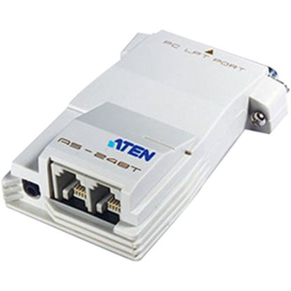 Picture of Aten Flash/Net AS248R Print Server-TAA Compliant