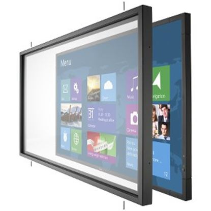 Picture of NEC Display Infrared Multi-Touch Overlay Accessory for the V801 Large-screen Display