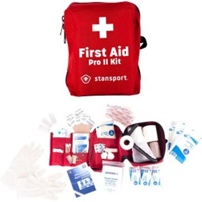Picture of Stansport Wilderness First-Aid Kit