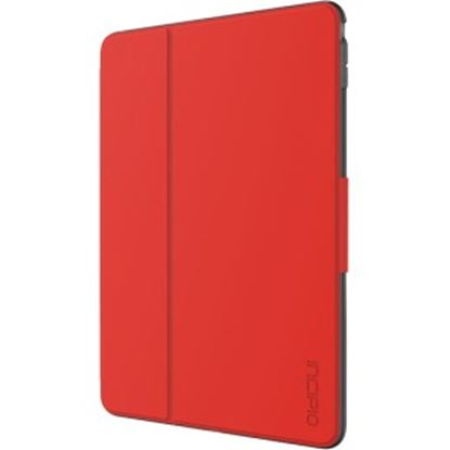 Picture of Incipio Clarion Carrying Case (Folio) Apple iPad Air Tablet - Translucent, Red