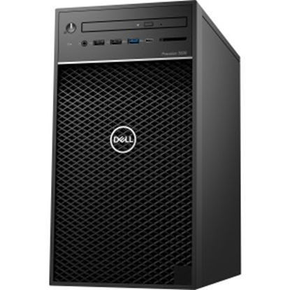 Picture of Dell Precision 3000 3630 Workstation - Core i7 i7-8700K - 16 GB RAM - 1 TB HDD - 256 GB SSD - Tower