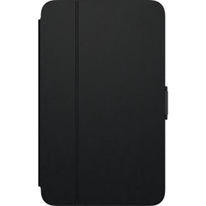 "Picture of Speck Balance FOLIO Carrying Case (Folio) for 8"" Tablet - Black, Slate Gray"