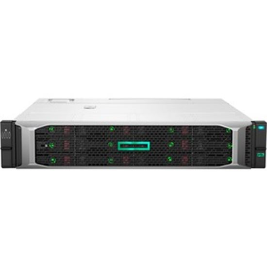 Picture of HPE D3610 Drive Enclosure - 12Gb/s SAS Host Interface - 2U Rack-mountable