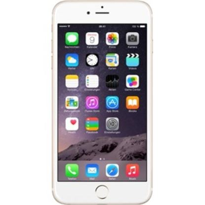 "Picture of eReplacements Apple iPhone 6 16 GB Smartphone - Gold - 4.7"" LCD HD Touchscreen - Typhoon Dual-core (2 Core) 1.40 GHz - 12 Megapixel Rear - SIM-free - Refurbished"
