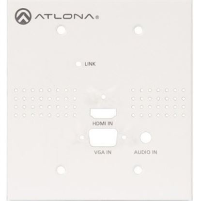 Picture of Atlona Blank Face Plate for HDVS Series Wall Plate Switchers