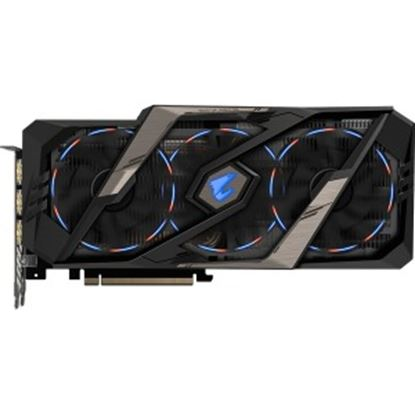 Picture of Aorus GV-N2070AORUS-8GC GeForce RTX 2070 Graphic Card - 8 GB GDDR6