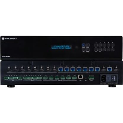 Picture of Atlona 4K/UHD Dual-Distance 8x8 HDMI to HDBaseT Matrix Switcher with PoE