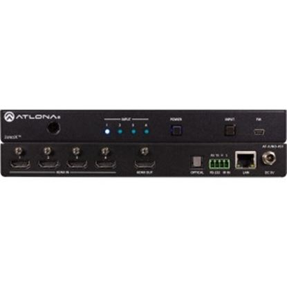 Picture of Atlona 4K HDR Four-Input HDMI Switcher