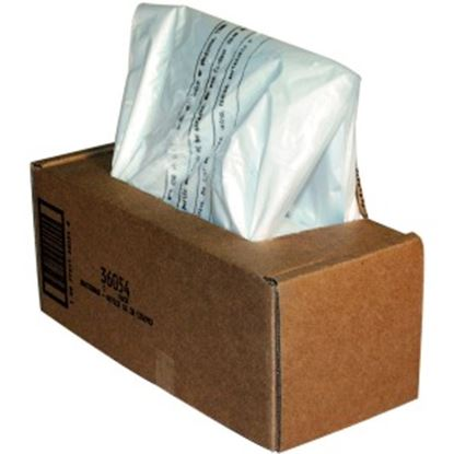 Picture of Fellowes Waste Bags for 125 / 225 / 2250 Series Shredders