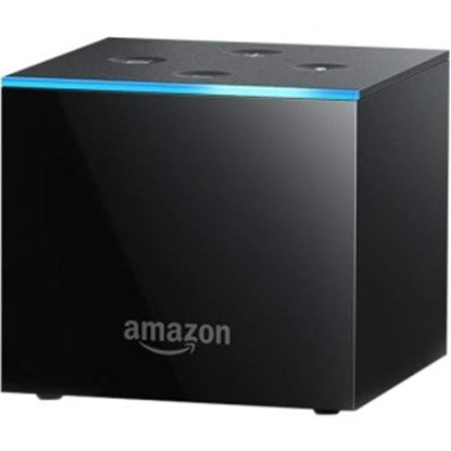Picture of Amazon Fire TV Cube Network Audio/Video Player - Wireless LAN - Black