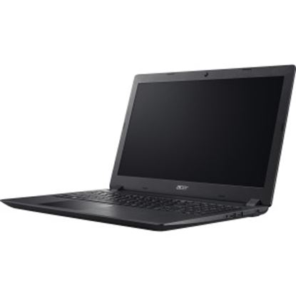 "Picture of Acer Aspire 3 A315-21-2476 15.6"" LCD Notebook - AMD E-Series E2-9000e Dual-core (2 Core) 1.50 GHz - 4 GB DDR4 SDRAM - 1 TB HDD - Windows 10 Home 64-bit - 1366 x 768 - Obsidian Black"