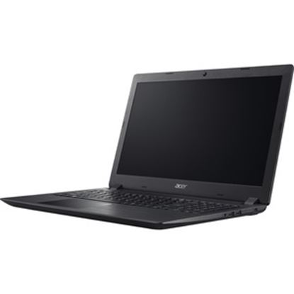 "Picture of Acer Aspire 3 A315-21-2476 15.6"" Notebook - 1366 x 768 - E-Series E2-9000e - 4 GB RAM - 1 TB HDD - Obsidian Black"