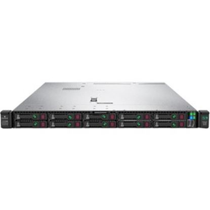 Picture of HPE ProLiant DL160 Gen10 4110 1P 16GB-R S100i 8SFF 1x500W PS Server - Small Form Factor (SFF)