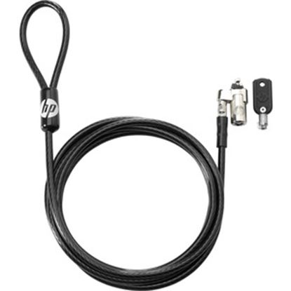 Picture of HP Keyed Cable Lock 10mm