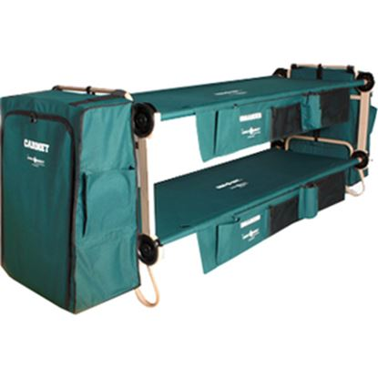 Picture of Disc-O-Bed Cam-O-Bunk Camping Bunk Bed