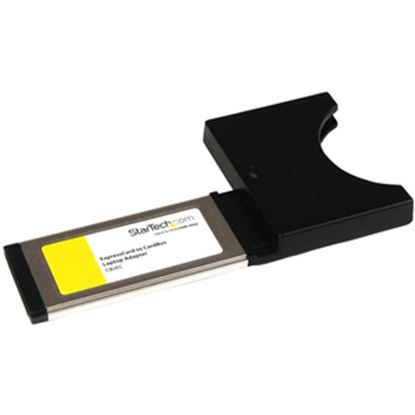 Picture of StarTech.com CardBus to ExpressCard Adapter card - CardBus adapter - ExpressCard/34