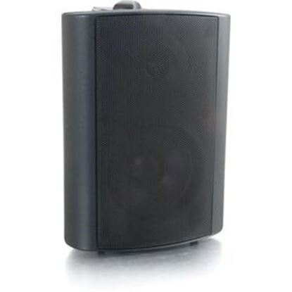 Picture of C2G Cables To Go 4in Wall Mount Speaker - Black (Each)