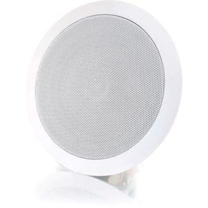 Picture of C2G Cables To Go 5in Ceiling Speaker 70v - White (Each)
