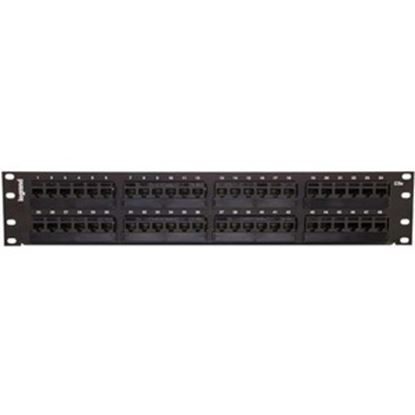 Picture of C2G 48-Port Cat5E 110-Type Patch Panel