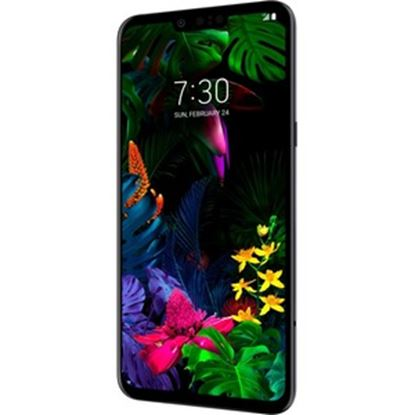 """Picture of LG G8 ThinQ 128 GB Smartphone - 6.1"""" OLED QHD+ 3120 x 1440 - 6 GB RAM - Android 9.0 Pie - 4G - Black"""