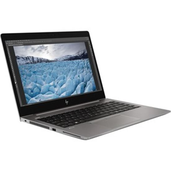 "Picture of HP ZBook 14u G6 14"" Mobile Workstation - 3840 x 2160 - Intel Core i7 (8th Gen) i7-8665U Quad-core (4 Core) 1.80 GHz - 32 GB RAM - 1 TB SSD"