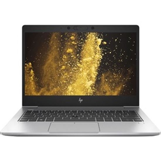 "Picture of HP EliteBook 830 G6 13.3"" Notebook - 1920 x 1080 - Intel Core i5 (8th Gen) i5-8365U Quad-core (4 Core) 1.60 GHz - 8 GB RAM - 256 GB SSD"