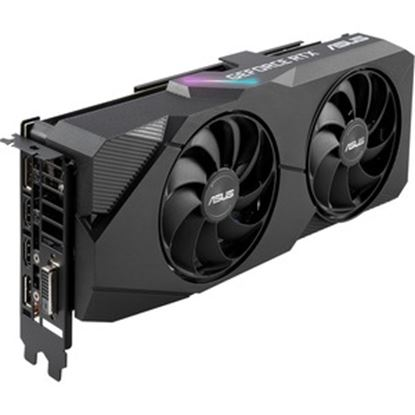 Picture of Asus Dual DUAL-RTX2060S-8G-EVO GeForce RTX 2060 SUPER Graphic Card - 8 GB GDDR6