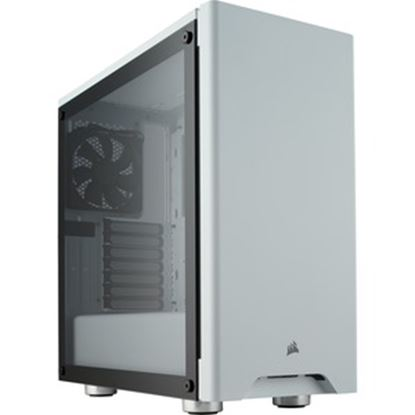 Picture of Corsair 275R Airflow Tempered Glass Mid-Tower Gaming Case - White