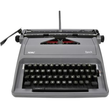 Picture of Royal Epoch 79103Y Manual Typewriter