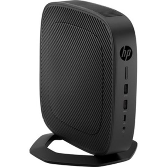 Picture of HP t640 Small Form Factor Thin ClientAMD Ryzen R1505G Dual-core (2 Core) 2.40 GHz - TAA Compliant