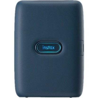 Picture of instax Mini Link Instant Film Printer - Color - Photo Print - Portable - Dark Denim