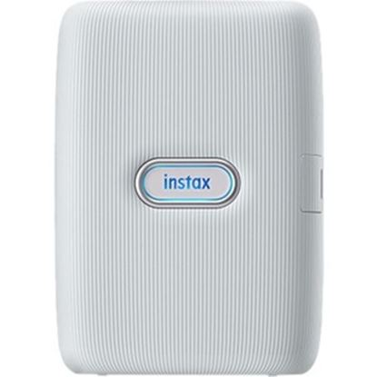 Picture of instax Mini Link Instant Film Printer - Color - Photo Print - Portable - Ash White