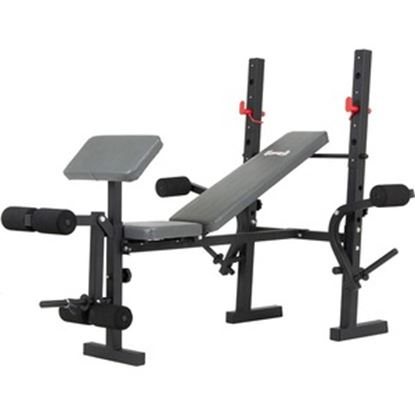 Picture of Body Champ BCB580 Weight Bench with Butterfly and Preacher Curl