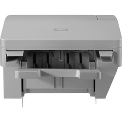 Picture of Brother SF-4000 Stapler Finisher adds new paper output functions to your Brother printer including stapling, offsetting, and stacking.