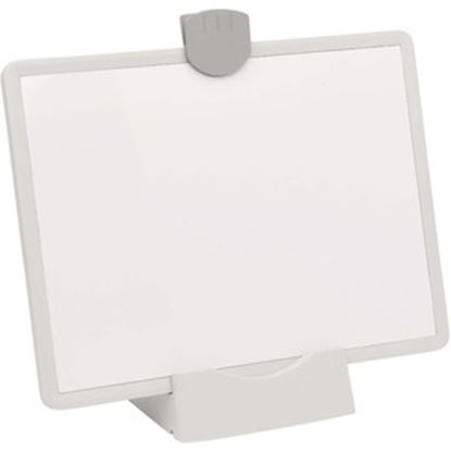Picture of Tripp Lite Magnetic Dry-Erase Whiteboard with Stand & 3 Markers White Frame
