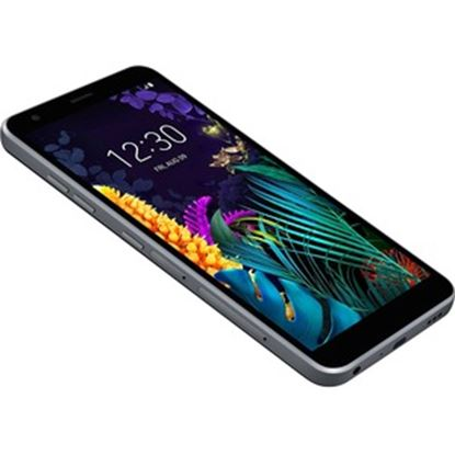 """Picture of LG K30 2019 LM-X320QMG 16 GB Smartphone - 5.5"""" LCD HD+ 720 x 1440 - 2 GB RAM - Android 9.0 Pie - 4G - Black"""