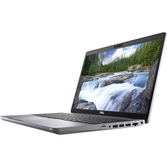"Picture of Dell Latitude 5000 5510 15.6"" Notebook - Full HD - 1920 x 1080 - Intel Core i5 (10th Gen) i5-10310U Quad-core (4 Core) 1.70 GHz - 8 GB RAM - 256 GB SSD - Gray"