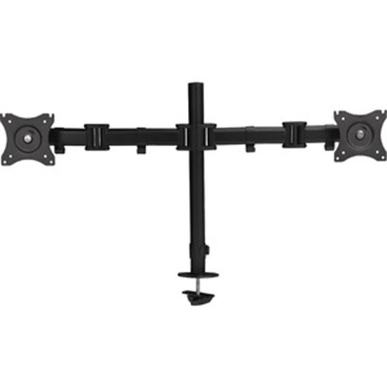 """Picture of SIIG Dual Monitor Articulating Desk Mount - 13"""" to 27"""""""