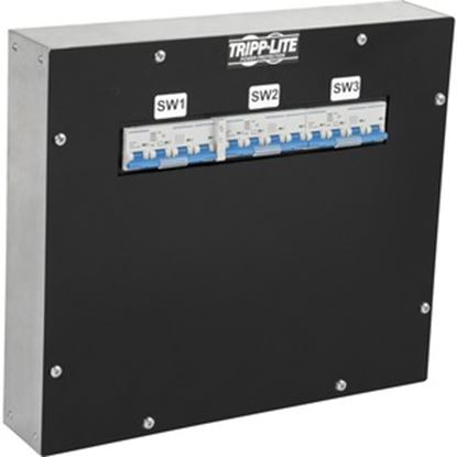 Picture of Tripp Lite UPS Maintenance Bypass Panel for SUT30K - 3 Breakers