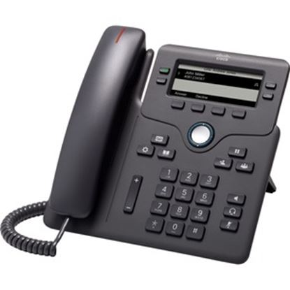 Picture of Cisco 6851 IP Phone - Charcoal