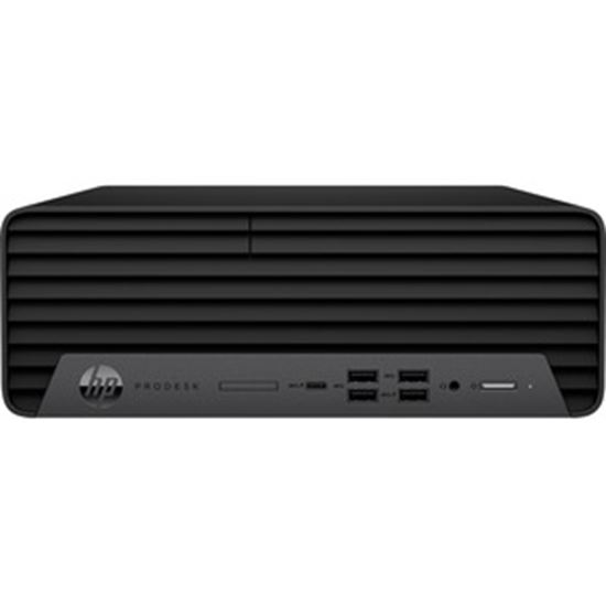 Picture of HP Business Desktop ProDesk 600 G6 Desktop Computer - Intel Core i5 10th Gen i5-10500 Hexa-core (6 Core) 3.10 GHz - 8 GB RAM DDR4 SDRAM - 512 GB SSD - Small Form Factor