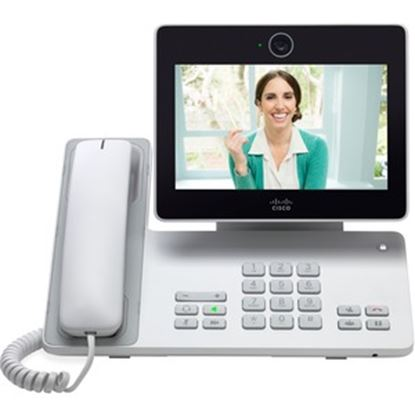 Picture of Cisco Spare Handset for Cisco DX650 White