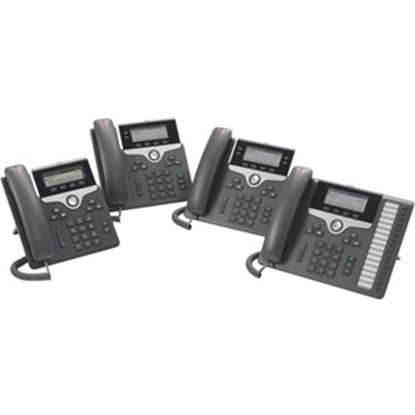 Picture of Cisco Spare Narrowband Handset for Cisco IP Phone 7811