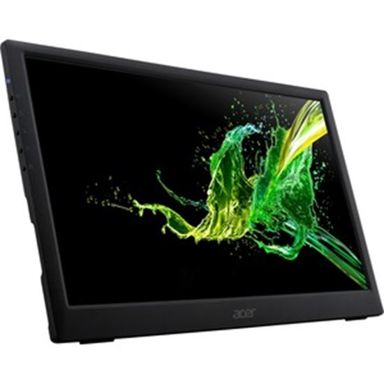 """Picture of Acer PM161Q 15.6"""" Full HD LED LCD Monitor - 16:9 - Black"""