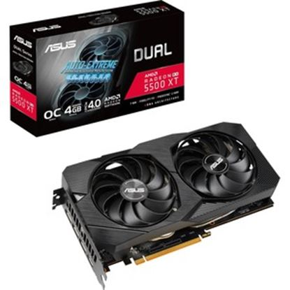 Picture of Asus AMD Radeon RX 5500 XT Graphic Card - 4 GB GDDR6