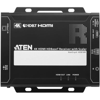 Picture of ATEN 4K HDMI HDBaseT Receiver with Scaler-TAA Compliant