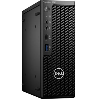 Picture of Dell Precision 3000 3240 Workstation - Core i7 i7-10700 - 16 GB RAM - 512 GB SSD - Ultra Small